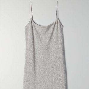 Wilfred Free Tiny Dress Jersey mini dress
